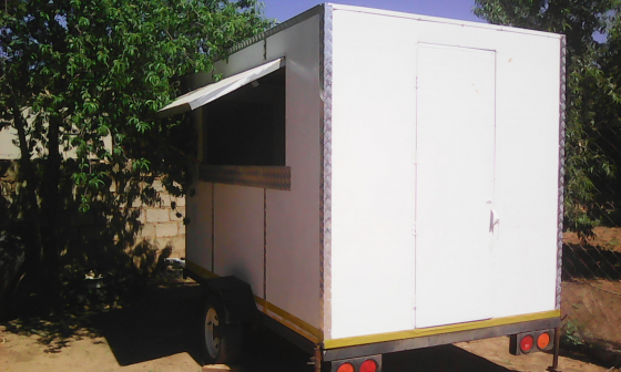 Mobile Kitchen Trailers For Sale In Johannesburg