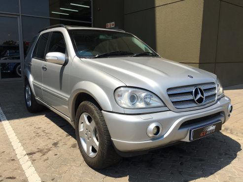 2003 mercedes benz ml 55 amg pretoria east mercedes benz 65039122 junk mail classifieds. Black Bedroom Furniture Sets. Home Design Ideas