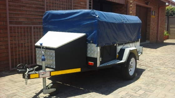 Luxury Extreme Camping Trailer For Sale  Centurion  Caravans And Campers