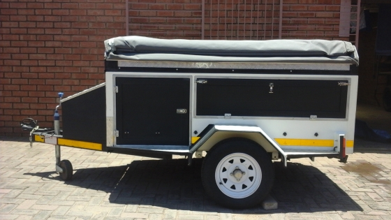 Awesome Camping Trailer   Trailers  65043732  Junk Mail Classifieds