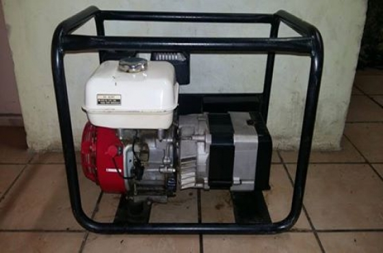 Gx200 Honda 6.5 Horsepower Generator   South Rand   Electrical and Plumbing   65058454   Junk ...