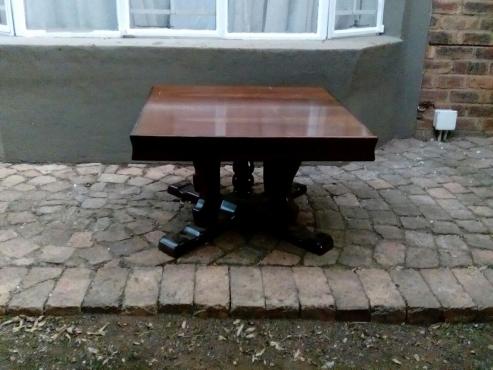 Square Cherry Coffee Table Pretoria East Lounge Furniture 64865380 Junk Mail Classifieds
