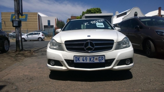 Special 2012 mercedes benz c180 auto for r this for Is a mercedes benz a good car