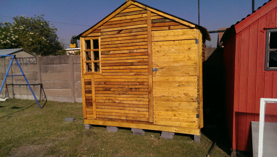 Wendy houses for accommodation storage tool sheds security for Storage huts for garden