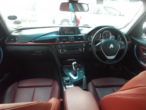 2014 bmw f30 sports 320d automatic gear 78 587km sedan. Black Bedroom Furniture Sets. Home Design Ideas