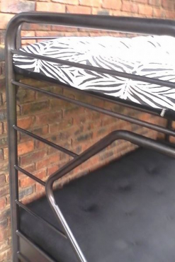 Bunk Bed 3 Sleeper Bedroom Furniture