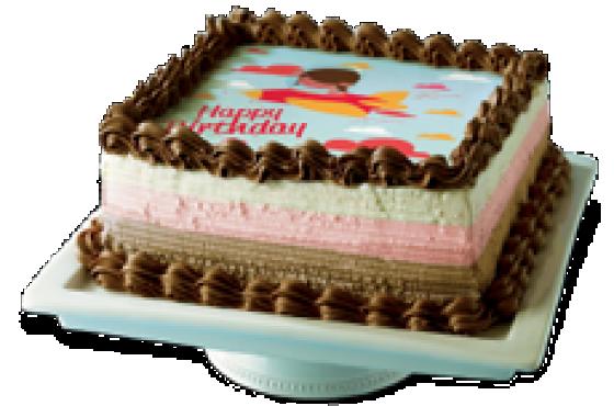 Ice Cream Cakes Gauteng