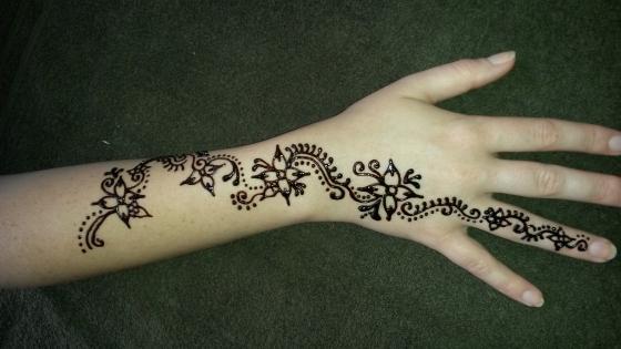 Henna  Mendi Temporary Tattoos  Pretoria East  Tattoos And Body Art  6106