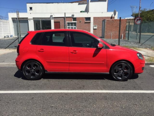 2006 vw polo gti 1 8 turbo at a give away price northern. Black Bedroom Furniture Sets. Home Design Ideas