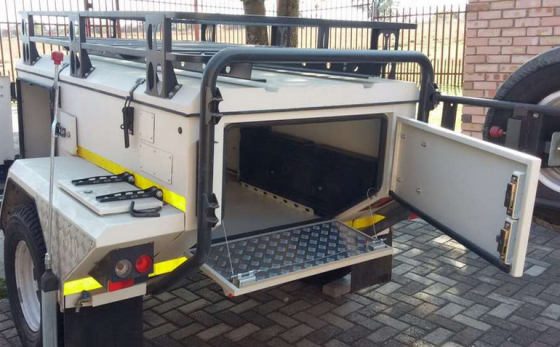 Amazing  Mission Jupitor 4x4 Camping Trailer For Sale Cape Town  Olxcoza