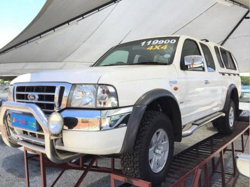 2005 ford ranger 4 0i v6 supercab hi trail xlt pretoria east bakkies and ldvs 61098696. Black Bedroom Furniture Sets. Home Design Ideas