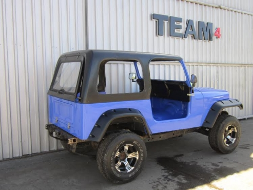 jeep cj7 tj7 fiberglass kit for sale 4x4 vehicles 61505378 junk mail classifieds. Black Bedroom Furniture Sets. Home Design Ideas
