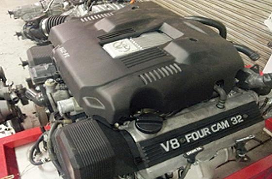 Lexus v8 engines for sale lexus 61609820 junk mail for Lexus motors for sale