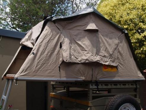 Popular Echo 4 Camping Trailer For Sale  Randburg  Trailers  64294962