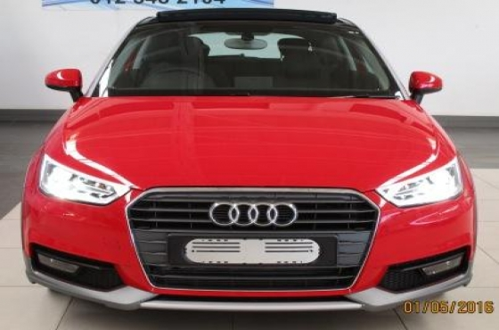 2016 audi a1 3 door 1 4 tfsi se s tronic r369990 pretoria east audi 61482916 junk mail. Black Bedroom Furniture Sets. Home Design Ideas