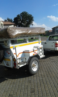Awesome Bush Baby Offroad Camping Trailer For Sale  Sandton  Trailers