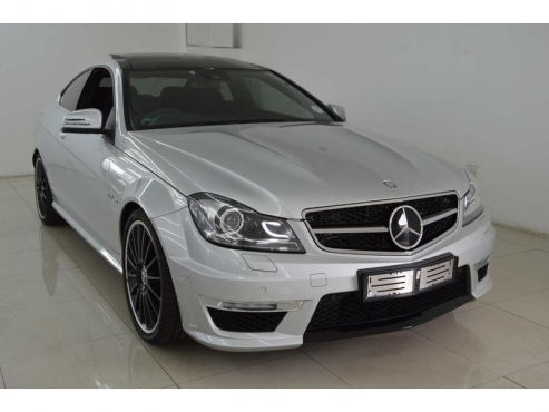 2012 mercedes benz c class c63 amg coupe performance for for Custom mercedes benz for sale