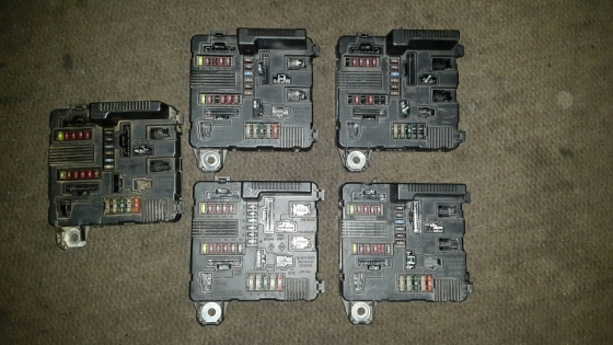 Renault Megane Dci Fuse Box Location : Fuse box for renault megane scenic upc sale