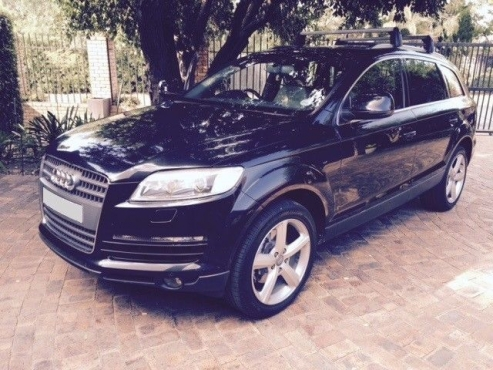 2009 audi q7 4 2tdi v8 quattro tiptronic audi 61984302 junk mail classifieds. Black Bedroom Furniture Sets. Home Design Ideas
