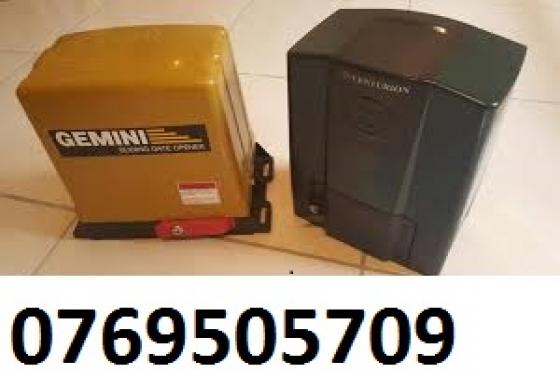Gate Motors Repairs Install 0769505709 Pretoria North