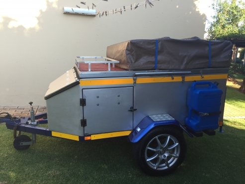 Brilliant   Wilderness450 Camp Master Camping Trailer Gezina  Olxcoza