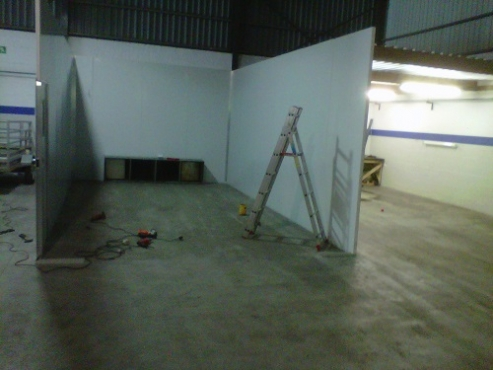 Car Spray Paint Booth Diy From R72 500 00 Build Your Own