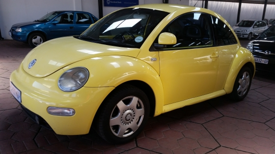 2000 Vw Beetle New 2 0i For Sale 1 Owner Full Service History Leather Interior Air Con Radio