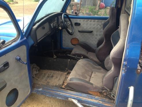 Beetle Bakkie With Nissan 1400 Engine | | Bakkies and LDVs ...