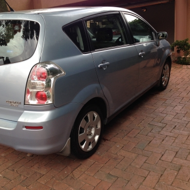 2008 toyota corolla verso 1 6 7seater bargain sandton toyota 62534216 junk mail classifieds. Black Bedroom Furniture Sets. Home Design Ideas