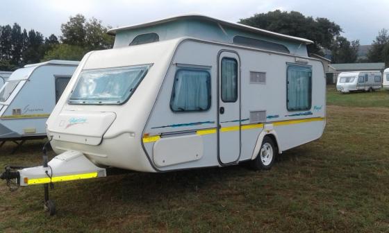 Gypsey Regal 1998  Moot  Caravans and Campers  62613114  Junk Mail Classi # Wasbak Camper_033603