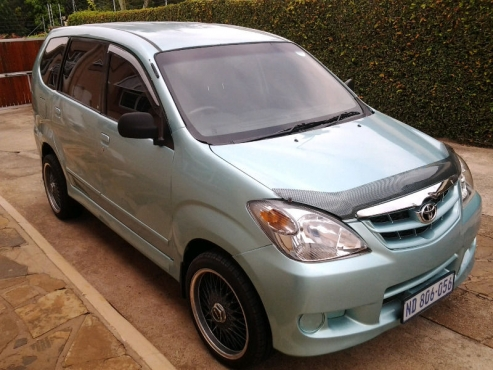 Toyota avanza for sale in pretoria junk mail