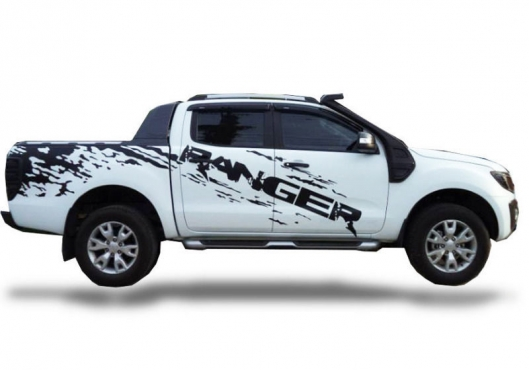 Ford Service Decals : Ford ranger stickers east rand motoring services