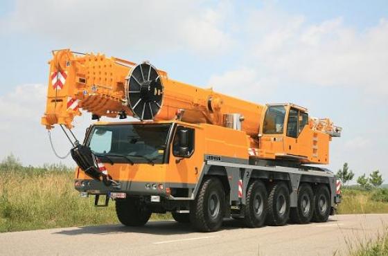 Mobile Crane Nelspruit : Tuhame mining and construction machines training center