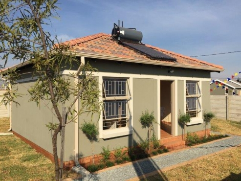 New affordable houses pretoria city houses for sale for Affordable modern homes for sale
