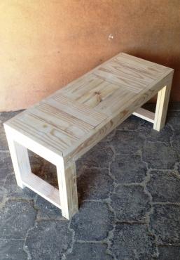 patio bench farmhouse series 1000 brakpan garden