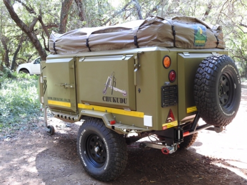 Simple Camper Trailer For Sale   Trailers  62933658  Junk Mail