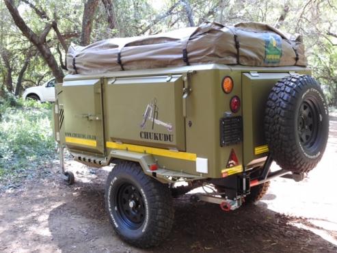 Fantastic Camping Trailer OffRoad  Pretoria West  Caravans And Campers