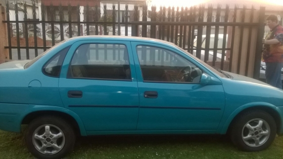 opel corsa 1998 4 door springs opel 62823032 junk mail classifieds. Black Bedroom Furniture Sets. Home Design Ideas