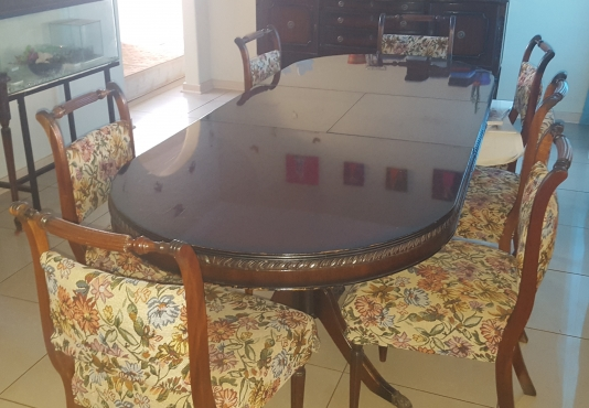 Dining room set for sale roodepoort diningroom for Dining room tables johannesburg