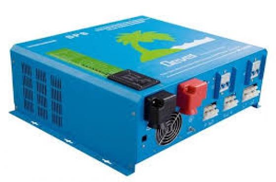 6kw 48v Pure Sine Wave Inverter Centurion Electrical