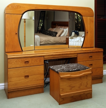 Light Oak Queen Size Bedroom Suite Umhlanga Bedroom Furniture 63144480