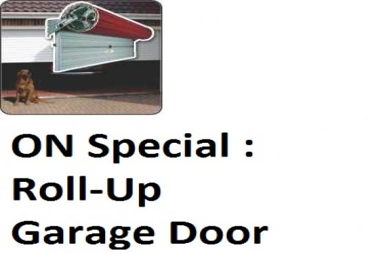 On Special Roll Up Garage Door Windows And Doors