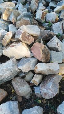Dump rock for landscaping garden furniture 63166504 for Landscaping rocks for sale in pretoria
