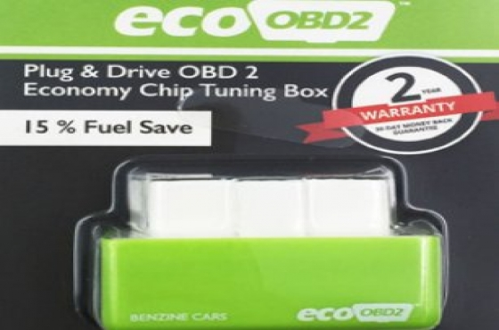 EcoOBD2 ECONOMY CHIP TUNING BOX FOR TURBO DIESEL ENGINE CARS (product Code CAD025)