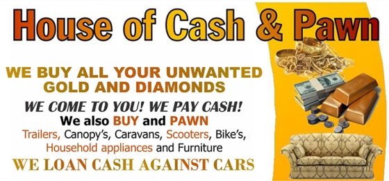 CASH LOANS AGAINST CARS , BAKKIES , SCOOTERS, BIKES , BOATS , TRUCKS ETC!!
