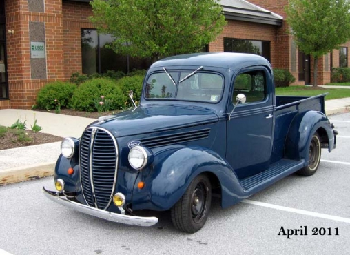 Wanted 1938 Ford Barrel Nose Spares | Queensburgh ...