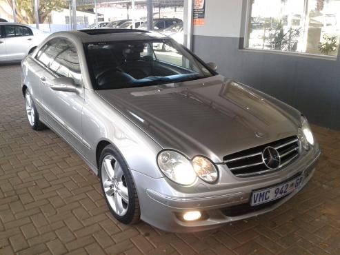 Mercedes clk 500 coupe pretoria north mercedes benz for Mercedes benz pretoria