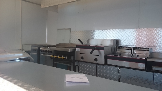 Mobile kitchens and coldrooms pretoria north trailers for Kitchen units gauteng