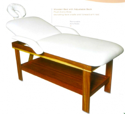Beauty massage treatment bed city bowl beauty care for Beauty treatment bed