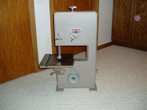 toro band saw and atlas table saw for sale moot